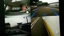 Detran começa a usar carros próprios para realização de testes de CNH