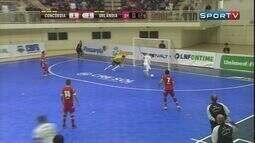 Renan perde gol no fim, e Concórdia e Orlândia ficam no empate