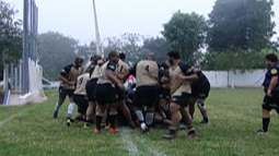 ATR vence primeira partida com placar esmagador, no Paulista C de rugby