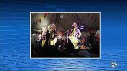 Fulô de Mandacaru fez show em Quipapá e agradeceu apoio do público