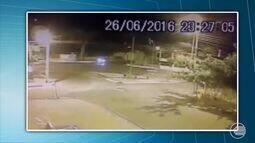 Perícia já está com vídeo que mostra momento da colisão na Miguel Rosa
