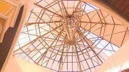 Mobilização busca recursos para reforma da cúpula da Catedral de São José