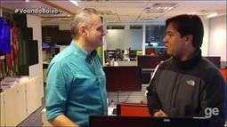 Luís Roberto e Rafael Lopes comentam o GP da Inglaterra no Voando Baixo Resenha