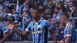 Cotado para ser convocado para a seleção olímpica, Wallace fala sobre vitória do Grêmio