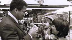 Saiba como foi a passagem de Muhammad Ali por Curitiba (parte 1)