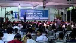 Centro de treinamento Jayme Navarro de Carvalho é inaugurado em Vitória