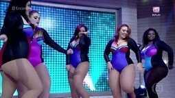 Gordinhas comentam sucesso na apresentação com Anitta no show 'Criança Esperança'