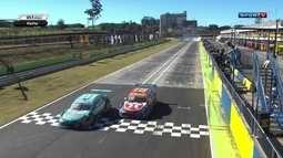 Com uma vitória e um 12º lugar em Cascavel, Cacá entra na briga na Stock