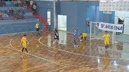 Veja os gols da 4ª fase da Copa Morena de futsal em Coxim