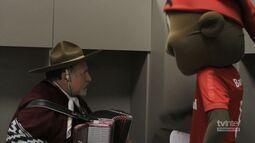 TV Inter - Encontro do Saci com o Gaúcho da Fronteira