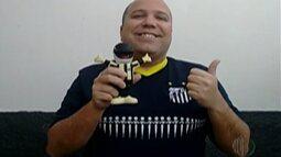Resenha: Fernando Sousa fala sobre o empate do Santos diante do Gama