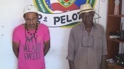 Homens são presos com drogas escondidas em cueca, no AM