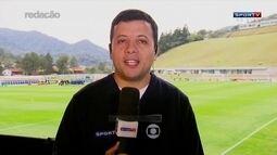 Gabriel Jesus estaria bem perto do Manchester City, faltando apenas assinar o contrato