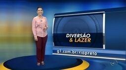 Confira a programação cultural para o fim de semana na região de Rio Preto