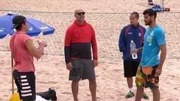 Brasileiro será treinador de dupla chilena de vôlei nos Jogos Olímpicos