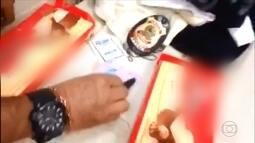 Polícia Federal prende suspeita de tentar embarcar com cocaína no Aeroporto de Confins