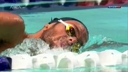 Delegação italiana de natação já está no Brasil para a Olimpíada