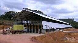 Primeiro 'condomínio avícola' do Brasil é inaugurado em Santa Teresa, Noroeste do ES