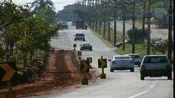 Obras do corredor BRT/Vetor em Uberaba estão 60% concluídas, dis Secretaria de Obras