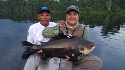 Pesca de tambaqui no sul do Pará. Caldo de mandioca e carne-seca (Bloco 3)