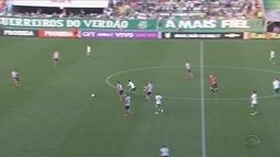 Chapecoense vence o Botafogo na Arena Condá