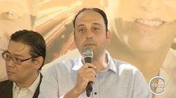 Felício Ramuth é o condidato do PSDB à prefeitura de São José