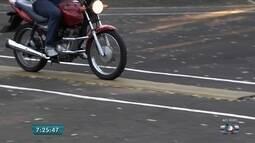 Pistas para provas práticas de moto serão padronizadas em Goiás
