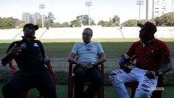 Vai, Corinthians - Dinei e Fubá entrevistaram o ídolo Basílio
