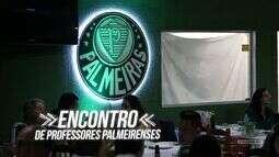 Palmeiras na TV - II Encontro de professores Palmeirenses