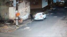 Táxi de homem desaparecido é encontrado, em Manaus