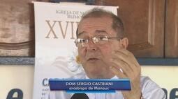 Católicos de Manaus se preparam para 'Caravana da Fé' nos rios da Amazônia