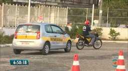 Bom Dia Paraíba dá dicas de segurança para os motociclistas