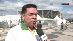 Em sua última participação, árbitro brasileiro de vôlei se despede na Olimpíada do Rio