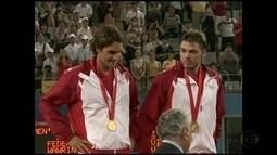 Roger Federer anuncia que não vai participar dos Jogos do Rio