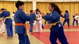 Centros esportivos da Prefeitura oferecem aulas gratuitas de judô na capital