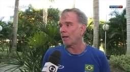 Bernardinho analisa principais concorrentes do Brasil ao ouro olímpico no vôlei masculino