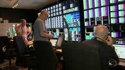 Mais de cem TVs do mundo já estão no Parque Olímpico do Rio