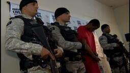 Polícia Civil de Divinópolis apresenta suspeito de matar comerciante