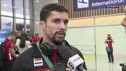 Judoca brasileiro, Sergio Pessoa, vai atuar pelo Canadá na Rio 2016
