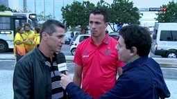 Leandro Damião e Jorginho analisam seleção olímpica