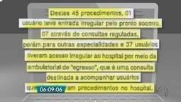 SUS descobre fraudes em cirurgias bariátricas na Santa Casa de Campo Grande