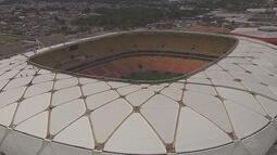 Arena da Amazônia é entregue oficialmente ao Comitê Olímpico