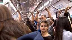 Projeto de lei que tramita na Câmara de BH prevê vagão de metrô exclusivo para mulheres