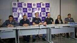 Operação contra roubos e furtos tenta cumprir mais de 350 mandados em MT