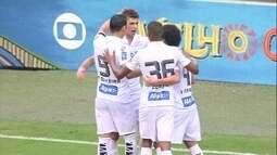 Os gols de Santos 2 x 0 Cruzeiro pela 17ª rodada do Brasileirão