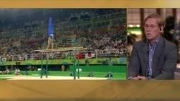 Bart Conner elogia desempenho da equipe masculina brasileira na ginástica artística