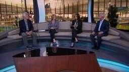 Nadia Comaneci, Sandra Pires e Greg Louganis, comentam vaias a adversários do Brasil