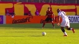 Melhores momentos: Vitória 2 x 2 Santa Cruz pela 20ª rodada do Brasileirão