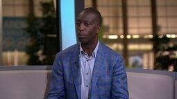 Michael Johnson fala como foi ver o seu recorde dos 400m rasos ser quebrado no Rio de Janeiro