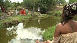 Comunidade Quilombola Poços do Lunga comemora colheita do inverno